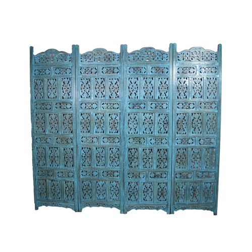 Vintage screen Kashmeri