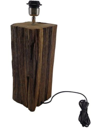 Lamp Jim II - railway hout